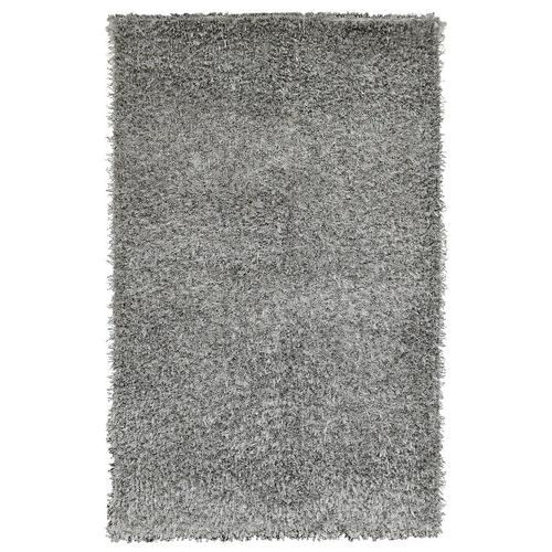 Classic Home - Damroo Shag Silver/Black 3.5x5.5