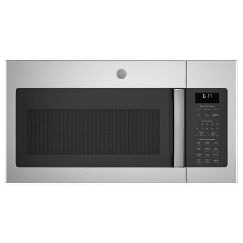 GE® 1.7 Cu. Ft. Over-the-Range Sensor Fingerprint Resistant Microwave Oven
