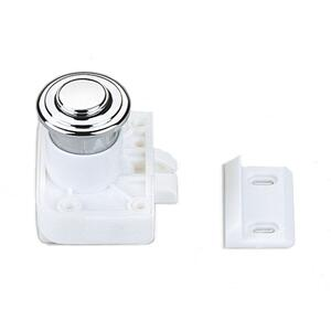 Push Knob Latch (latch Body Only)