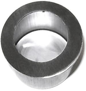 "Round Edge Pull, 1"" Dia., US32D Product Image"