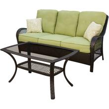 Outdoor Orleans 2-Piece Lounge Set