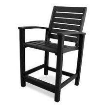 See Details - Signature Counter Chair