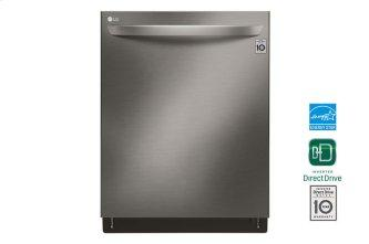 Top Control Dishwasher with QuadWash™ and TrueSteam™