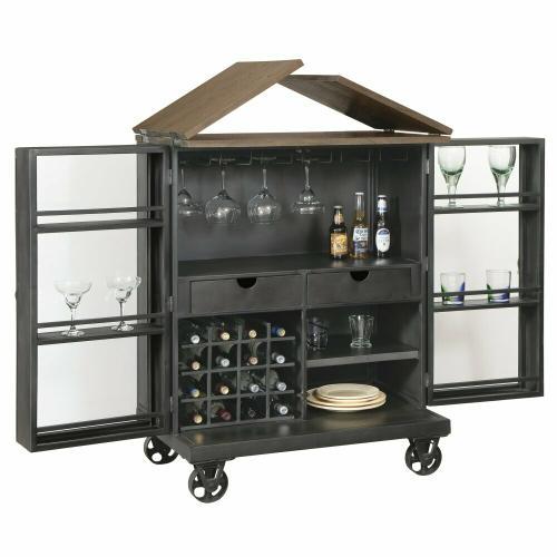 Howard Miller - 695-216 Al Fresco Wine & Bar Console