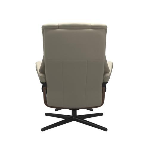 Stressless By Ekornes - Stressless® Mayfair (S) Cross Chair with Ottoman