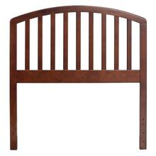 Carolina Twin Headboard, Walnut