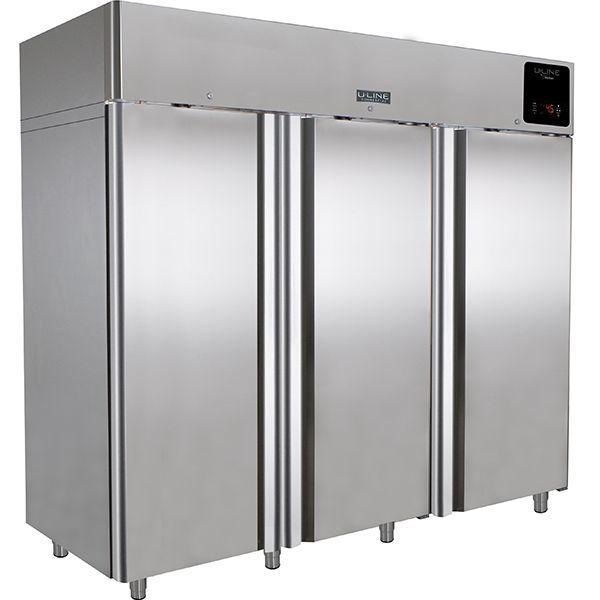 U-Line74 Cu Ft Refrigerator With Stainless Solid Finish (115v/60 Hz Volts /60 Hz Hz)