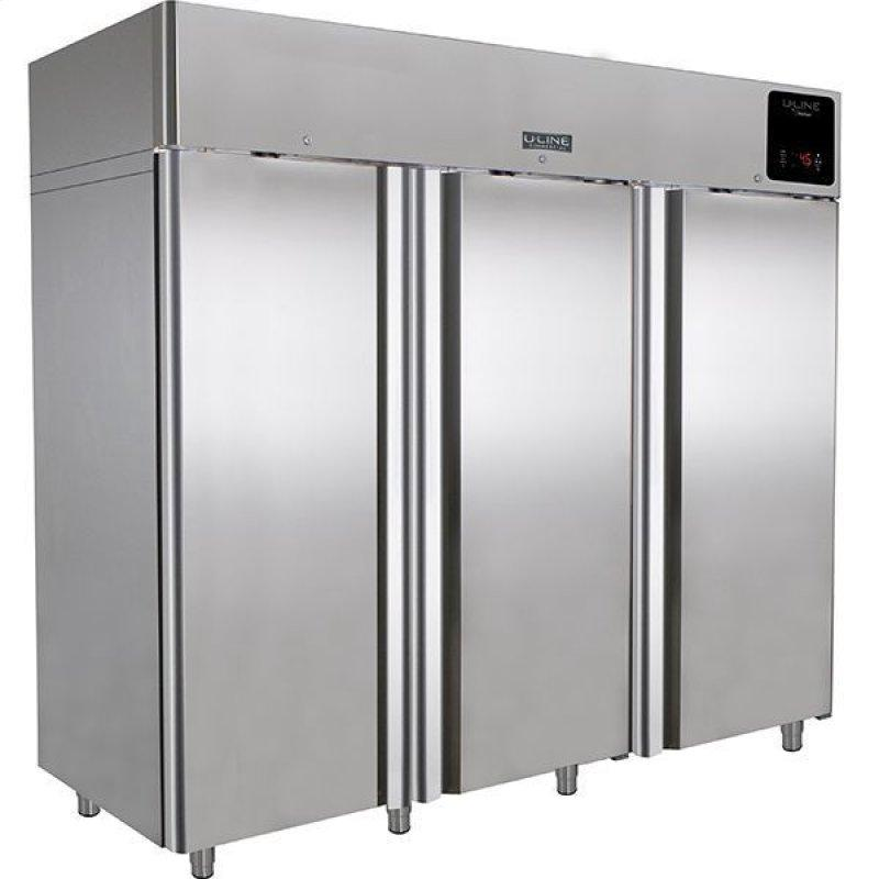 74 Cu Ft Refrigerator With Stainless Solid Finish (115v/60 Hz Volts /60 Hz Hz)
