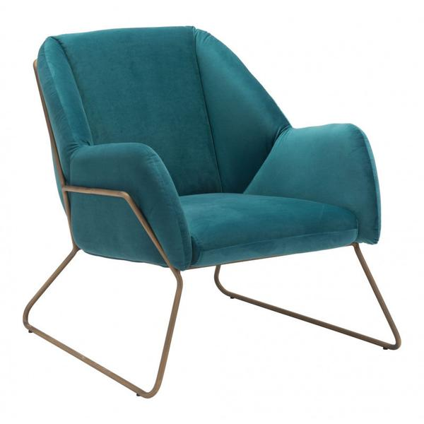 Stanza Arm Chair Green