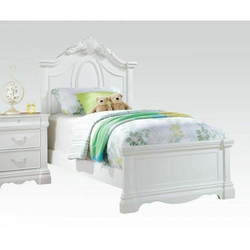 ACME Estrella Twin Bed - 30240T_KIT - White