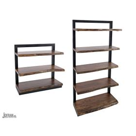 See Details - Nature's Edge Small Bookcase