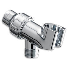 Shower Arm Bracket - Polished Nickel