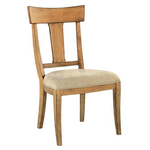 2-3323 Wellington Hall Wood Back Side Chair