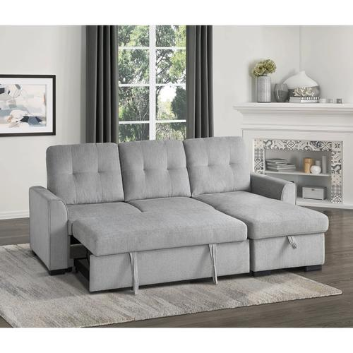 Gallery - 2-Piece Reversible Sectional with Storage