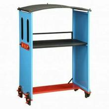 ACME Tobi Desk - 37562 - Blue/Red & Black Train