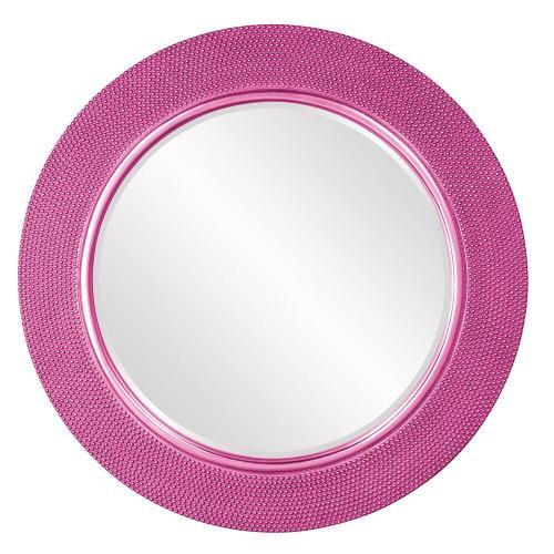 Howard Elliott - Yukon Mirror - Glossy Hot Pink