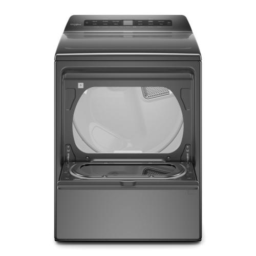 Whirlpool - 7.4 cu. ft. Top Load Gas Dryer with Intuitive Controls