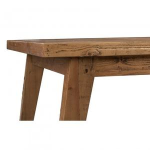 Laval Dining Table Natural Finish