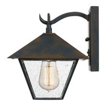 View Product - Corporal Outdoor Lantern in Industrial Bronze