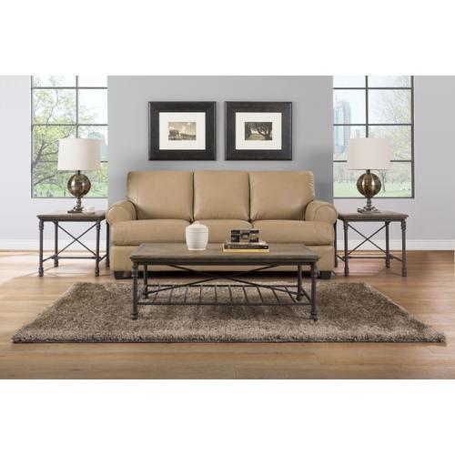 3285 Sofa w/chaise