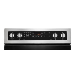 Maytag Canada - 30-INCH WIDE ELECTRIC RANGE WITH TRUE CONVECTION AND POWER PREHEAT - 6.4 CU. FT.