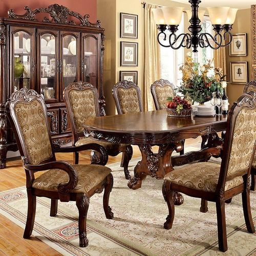 Medieve Oval Table