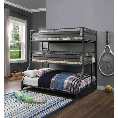 Acme Furniture Inc - Cargo Twin/Twin/Full Triple Bunk Bed