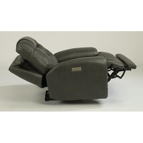 Royce Power Recliner with Power Headrest