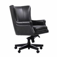 See Details - DC#129 Cyclone - DESK CHAIR Leather Desk Chair