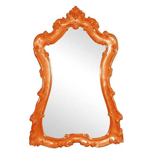 Howard Elliott - Lorelei Mirror - Glossy Orange