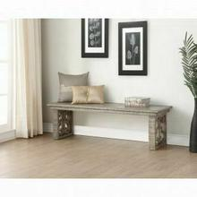 ACME Artesia Bench - 77093 - Salvaged Natural