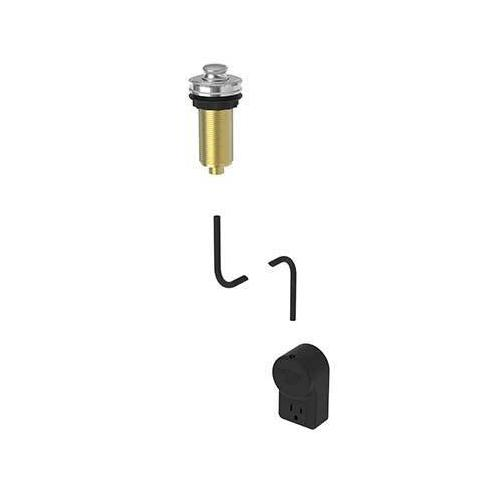 Venetian Bronze Air Activated Disposer Switch