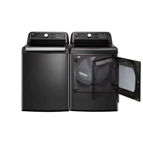6.0 CU.FT. Capacity Top Load Washer With Turbowash3d Technology