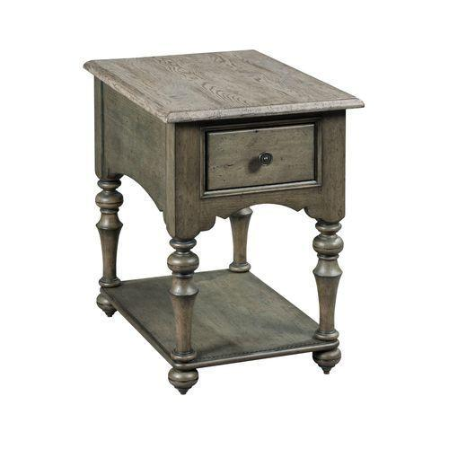 Greyson Wheeler Chairside Table