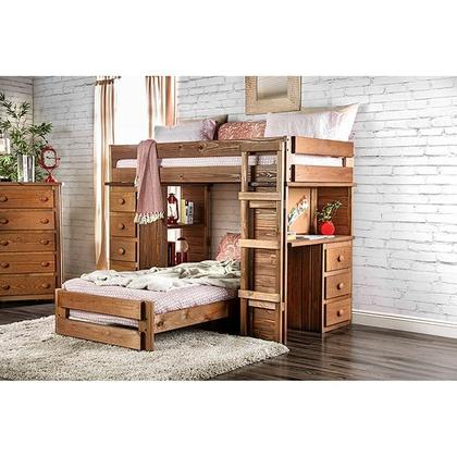 Eileen Twin/Twin Loft Bed