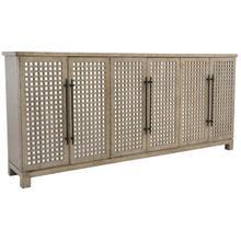 See Details - Landon 6Dr Sideboard
