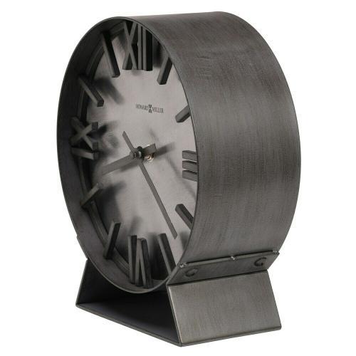 Howard Miller Indigo Metal Mantel Clock 635209