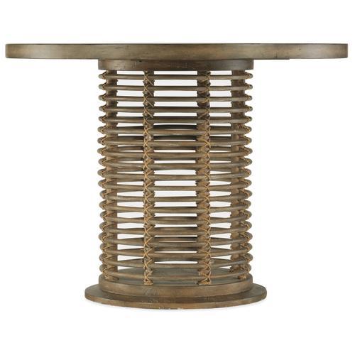 Hooker Furniture - Sundance 48in Rattan Bistro Table