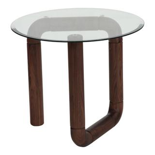 Boa Side Table Walnut