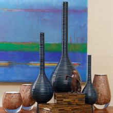 See Details - Japan Vase-Ink-Sm