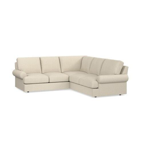 Bryant L-Shaped Sectional