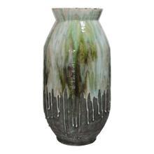 Lindemann Ceramic Vase Green