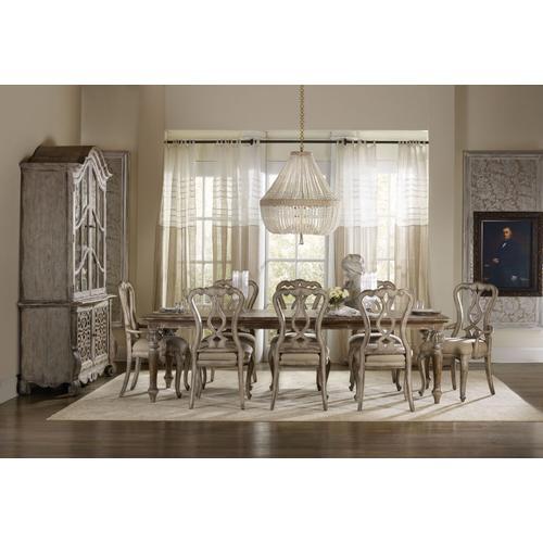 Hooker Furniture - Chatelet Splatback Arm Chair - 2 per carton/price ea