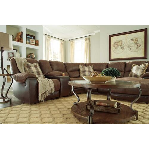 Nantahala 7 Piece Motion Sectional