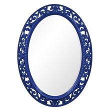 Suzanne Mirror - Glossy Royal Blue