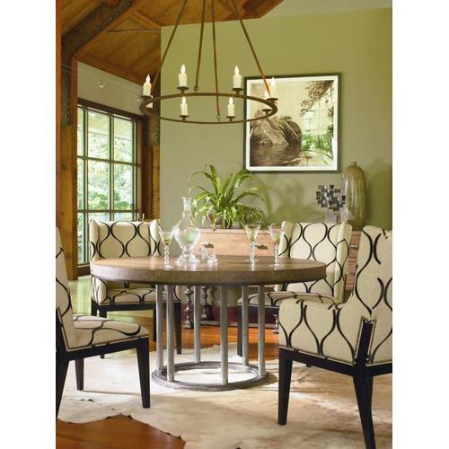 "Mesa Cornet 54"" Round Dining Table"