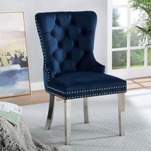See Details - Jewett Wingback Chair (2/ctn)