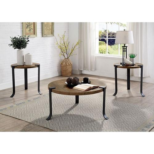 Gallery - Odivela 3 Pc. Table Set