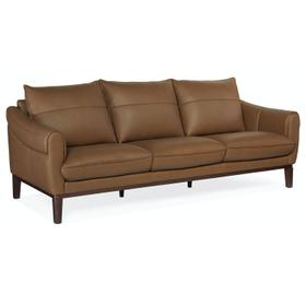 Living Room Sabine Saddle Arm Sofa