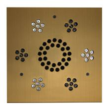 Product Image - Serenity Light and Music System Modern - Antique Brass